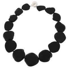Jona Black Tourmaline Necklace