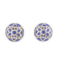 Tiffany & Co. Enamel Earrings