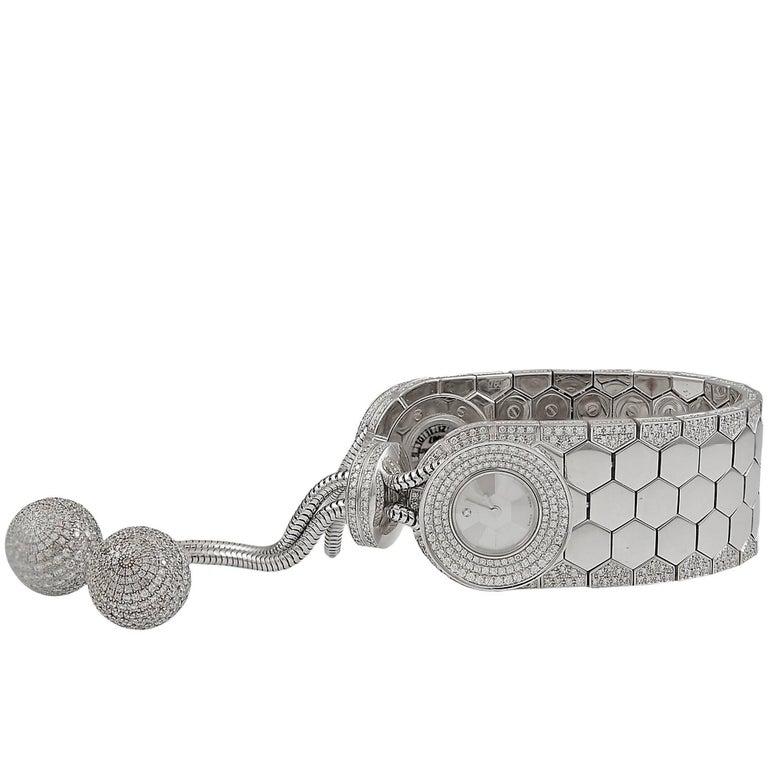Van Cleef & Arpels Diamond Ludo Pampille Watch