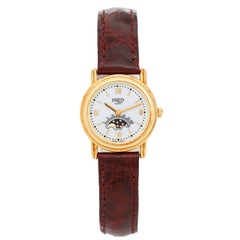 Cartier Ladies Yellow Gold Panthere Quartz Wristwatch