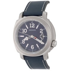 Anonimo Stainless Steel Sailor Automatic Wristwatch
