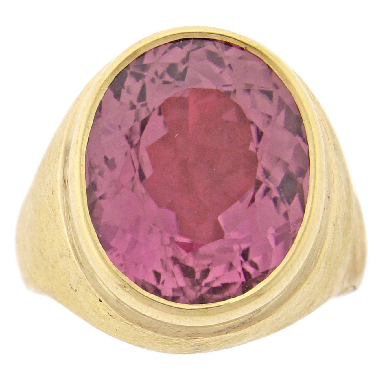 Burle-Marx Pink Tourmaline Ring