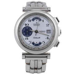 Theorein Stainless Steel Saltarello Chronograph Self-Winding Wristwatch