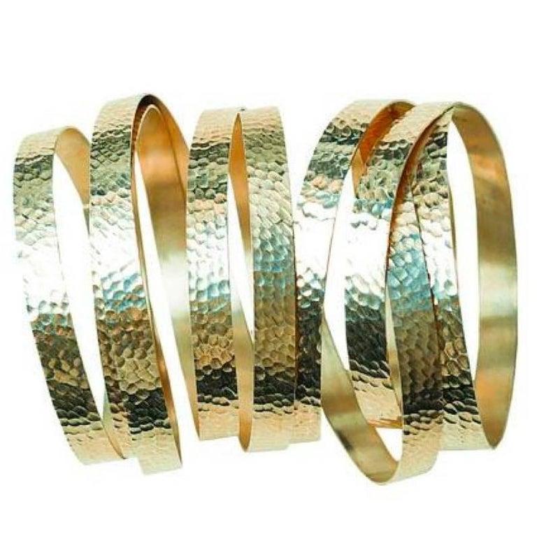 Clarissa Bronfman 'Never Ending' Bracelet  For Sale