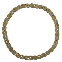 Mario Buccellati Gold Link Necklace