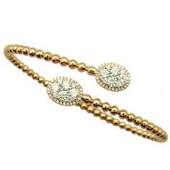 Italy Fashion Diamond Bangle