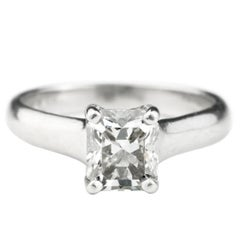 Tiffany & Co. Lucida DVVS2 Diamond Engagement Ring