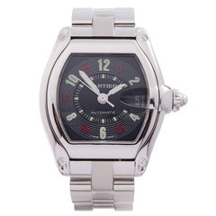 Cartier Roadster Stainless Steel Men's 2510 or W62002v3