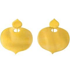 Loren Nicole Silla Collection Gold Silla Heart