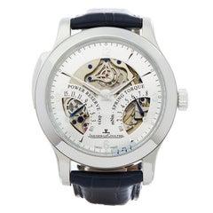 Jaeger-LeCoultre Master Minute Repeater Platinum Men's 1646420