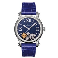 Chopard Happy Sport Moon and Stars, 278559-3011