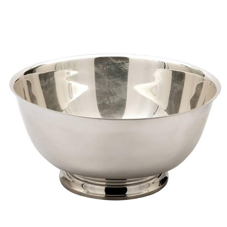 Paul Revere Style Silver Bowl By Tiffany For Sale At 1stdibs