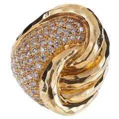 Henry Dunay Diamond Ring