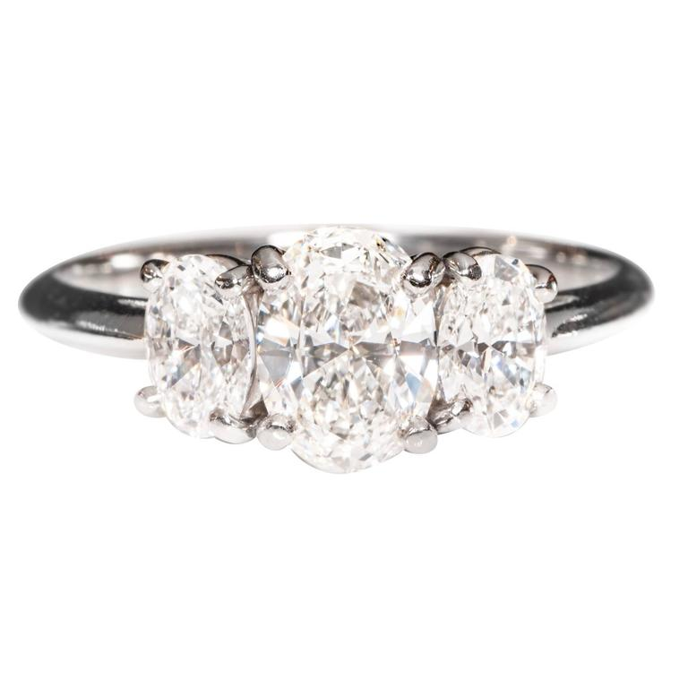 Tiffany Diamond Ring For Sale