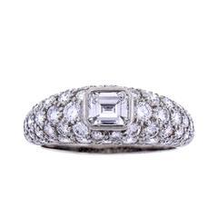 Tiffany Pavé Diamond Ring