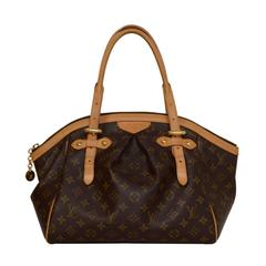 Louis Vuitton Monogram Tivoli GM Tote Bag GHW