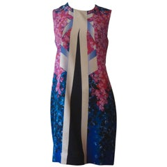 Peter Pilotto Aureta Floral Print Dress, 2014