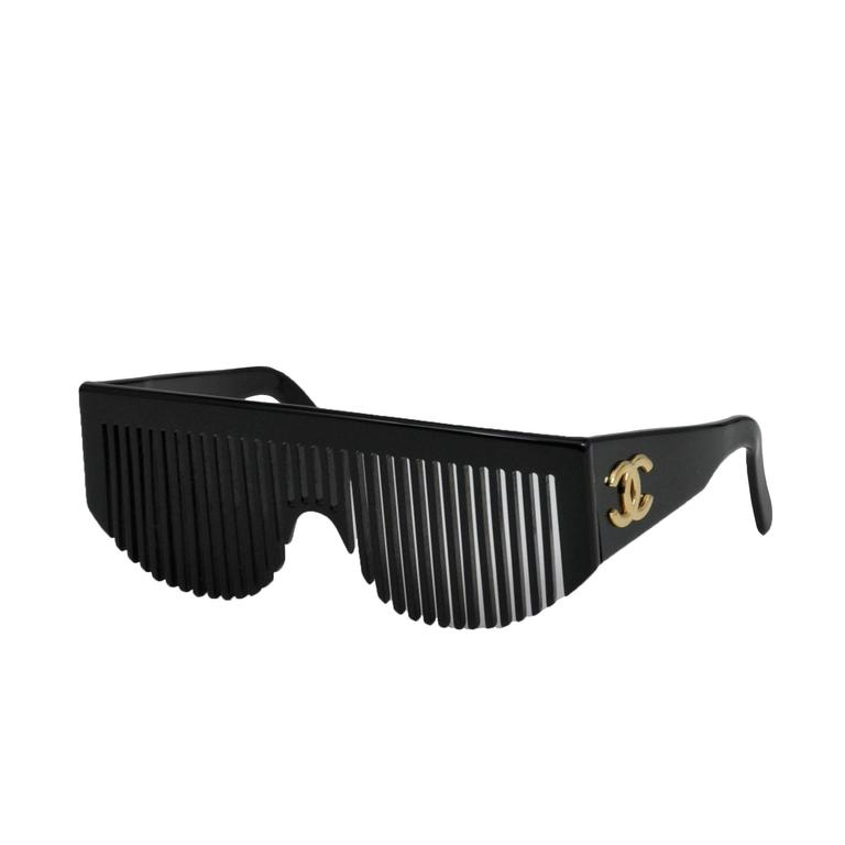 Chanel Comb Sunglasses  For Sale