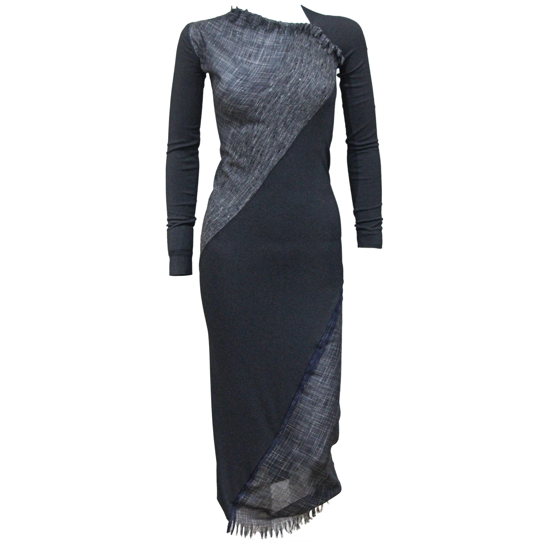 1990s Vivienne Westwood deconstructed body-con dress