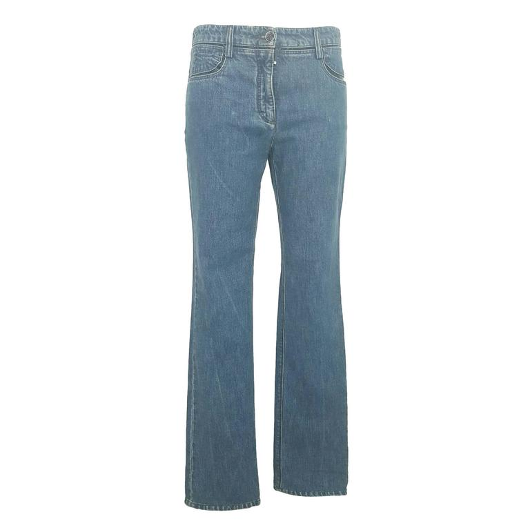 2000s Chanel jeans