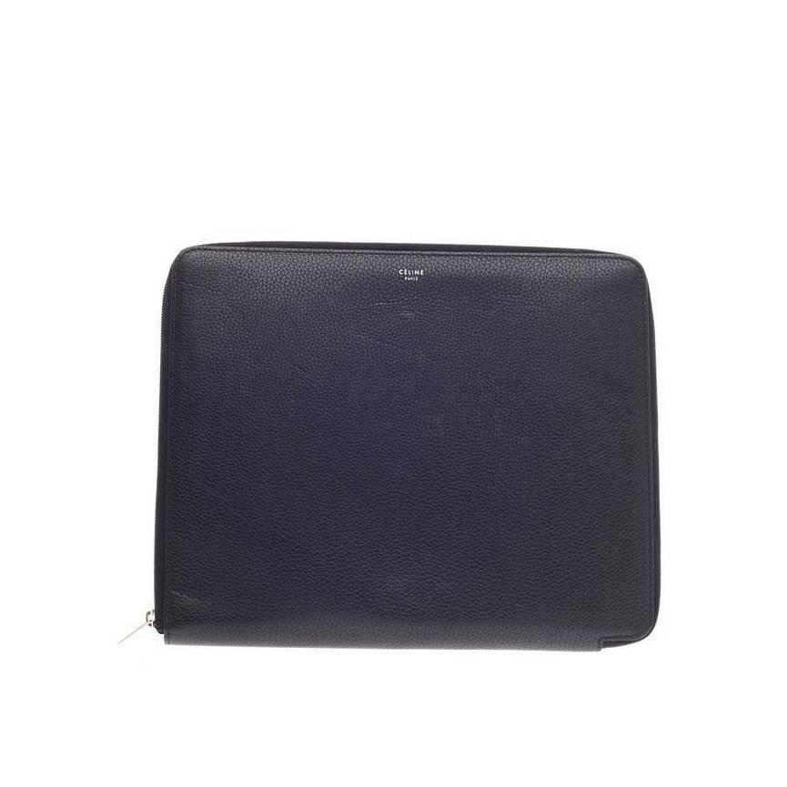 Celine iPad Portfolio Leather at 1stdibs