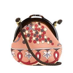 Emilio Pucci Vintage Pouch Handbag