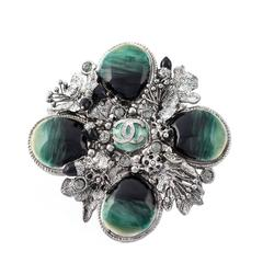 Chanel Floral Motifs Ring