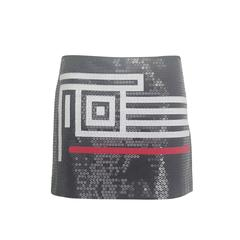 1990s Gianfranco Ferrè stunning sequins mini skirt
