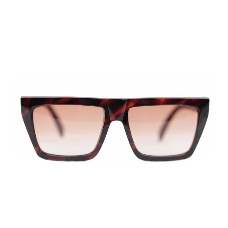 68b0990b3f35 GIANNI VERSACE vintage Brown SUNGLASSES Mod. BASIX 622 col. 900 TO eyewear  MY For