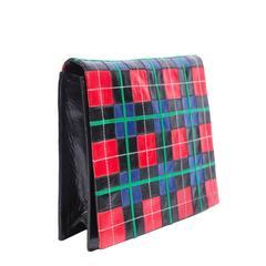 Rare Andrea Pfister Multico Clutch Bag
