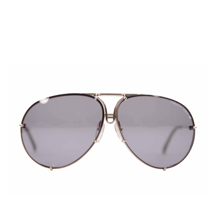 5621 Porsche Carrera Aviator Sunglasses Louisiana Bucket