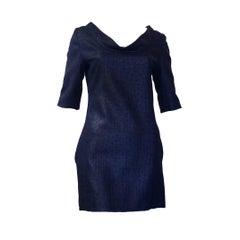Douglas Hannant Tussah Silk Tunic/Mini Dress (2)