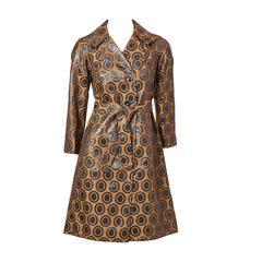 Tiktiner Printed Raincoat