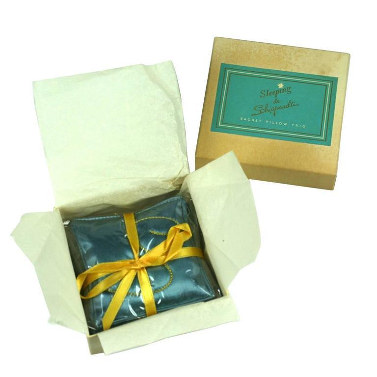 Elsa's Schiaparelli's 'Sleeping de Schiaparelli' Perfume Sachets 1