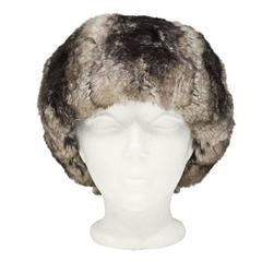 1960's Chinchilla Hat