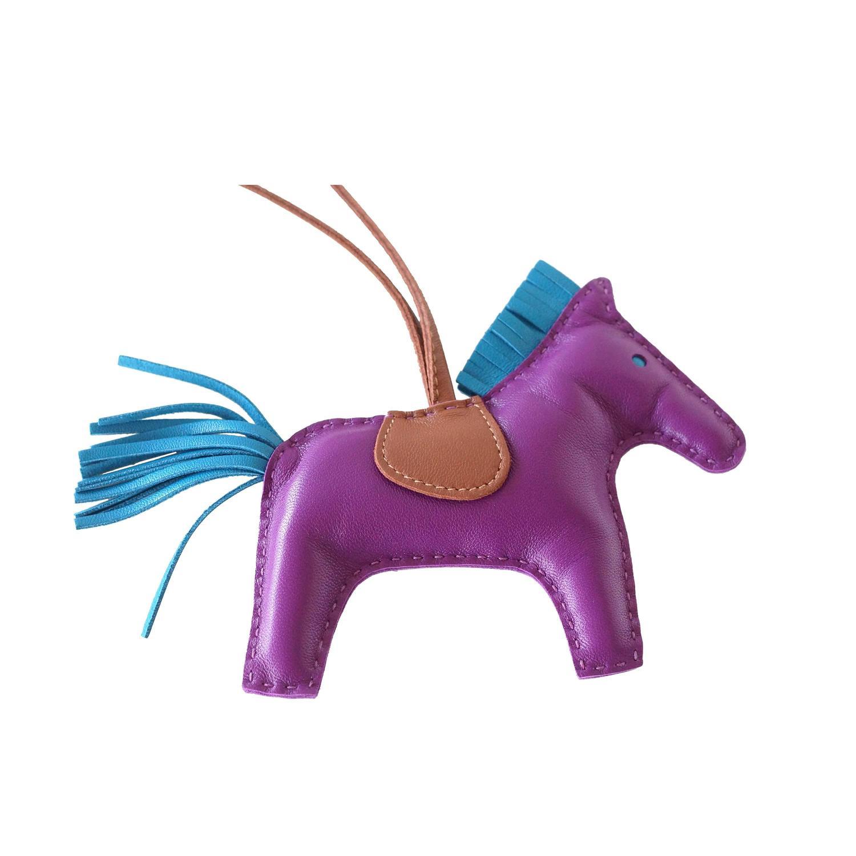 Hermès Rare Hermes Bag Charm - Horse XgJ9wPA8