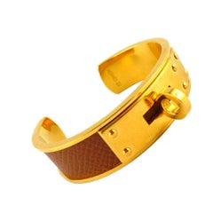 Hermes Kelly Cuff Bracelet