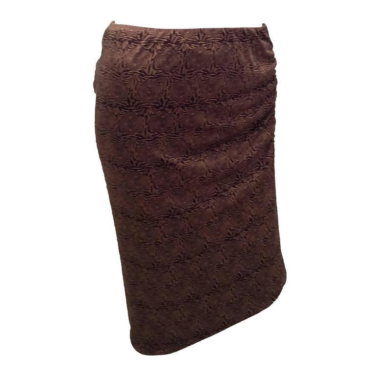 Kenzo Skirt - Jungle Styling - Size Small