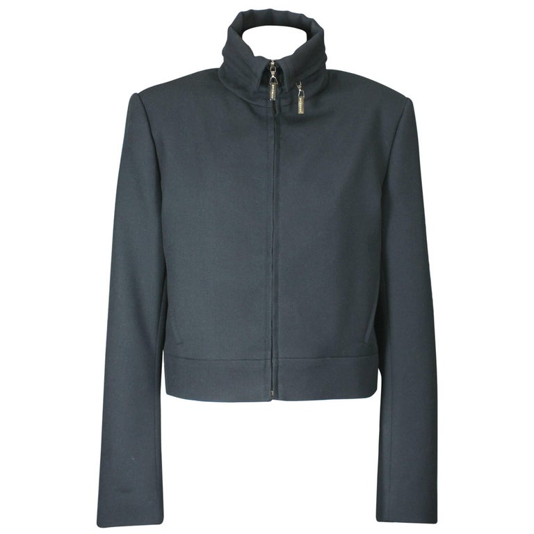 Givenchy Wool Twill Jacket