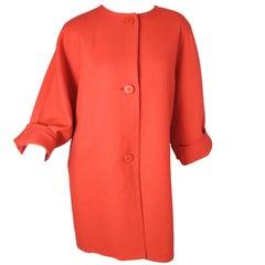 1980s Givenchy Coat