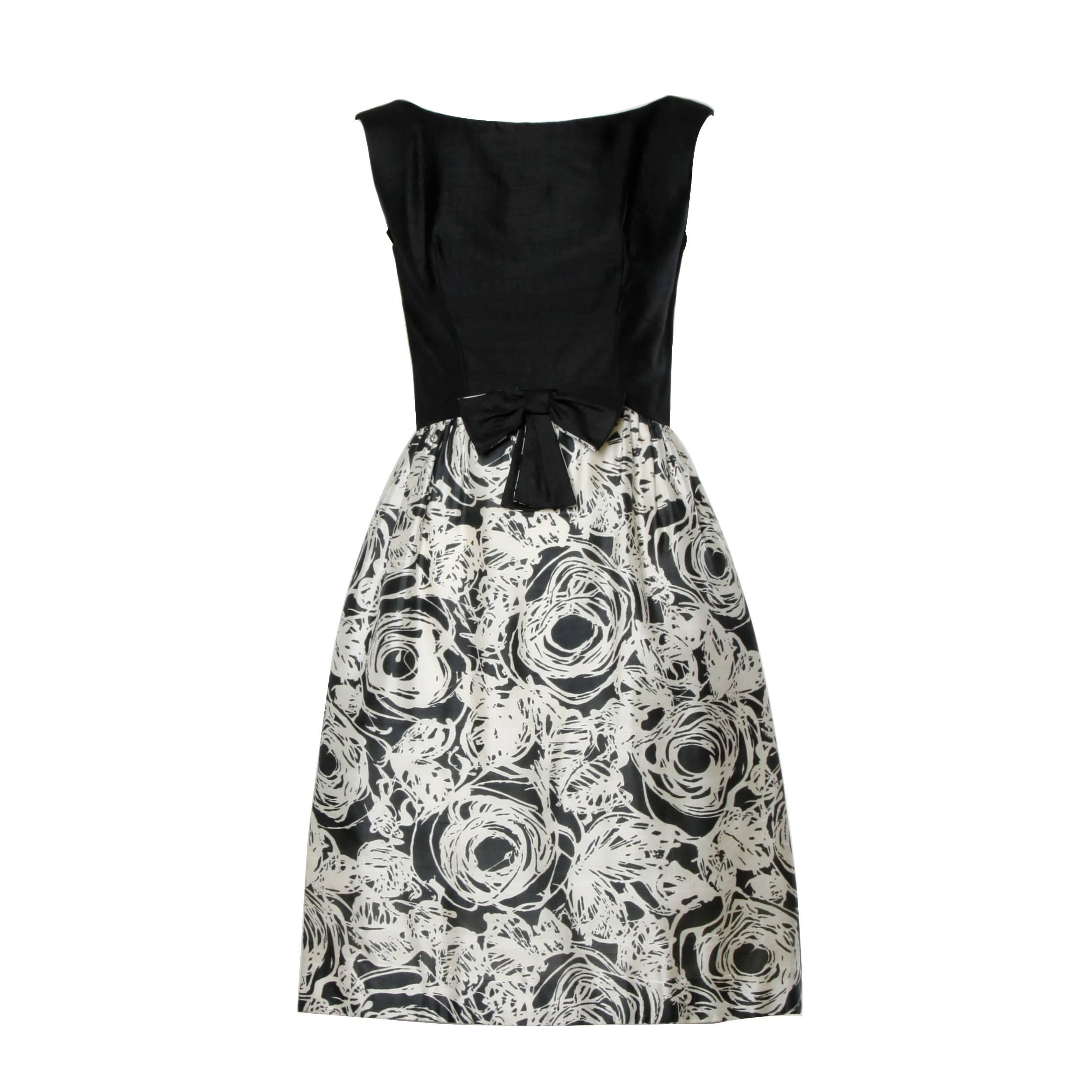 816c9d8f485c7 1920s Vintage Black Silk Chiffon Flapper Dress with Rhinestone Belt For Sale  at 1stdibs