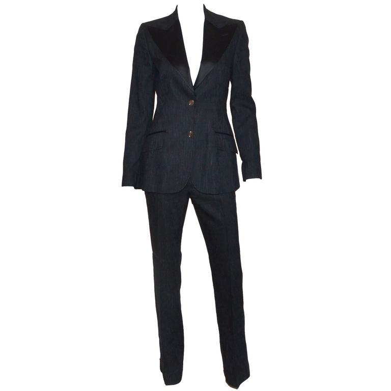Dolce & Gabbana Women's Tuxedo Suit 1