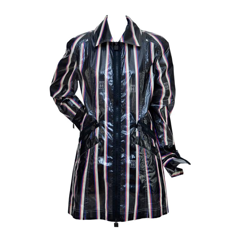 Chanel 2007 Collection Raincoat   For Sale