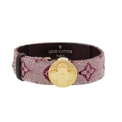 Louis Vuitton Mini Monogram Cerise Cherry Wish Bracelet