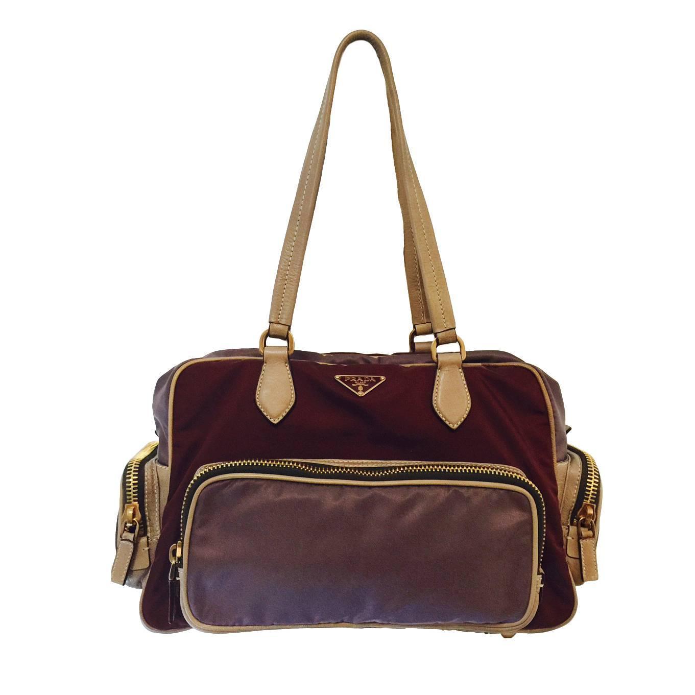 Vintage Prada Shoulder Bags - 33 For Sale at 1stdibs