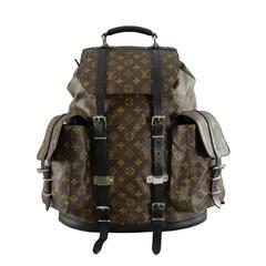 Louis Vuitton Monogram Christopher Backpack