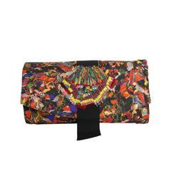 Dries Van Noten Dries Van Noten Multi-colour Embroidered Sequins Clutches c7kfR