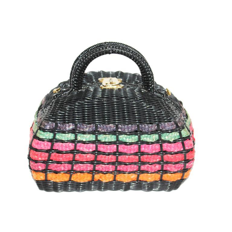 Unique Italian 60s Handbag so Chanel 2016