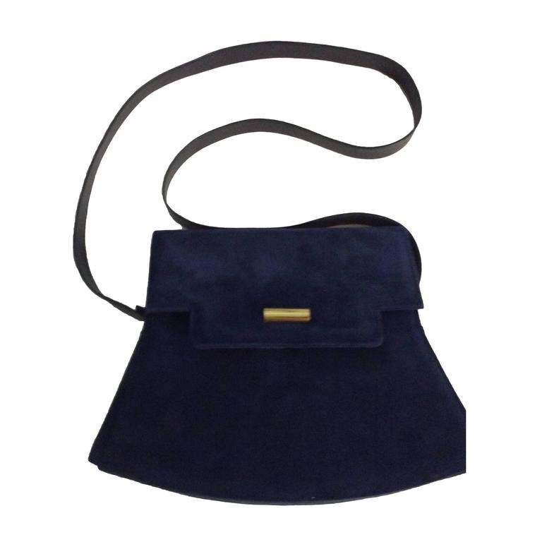 Charles Jourdan New Blue Purse / Handbag