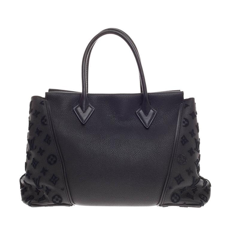 Louis Vuitton W Tote Veau Cachemire PM 1
